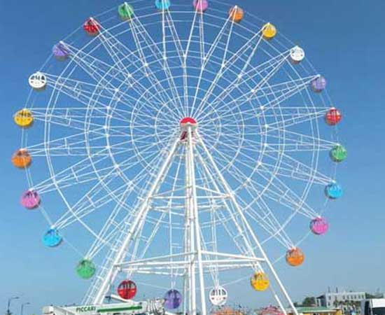 Large Ferris Wheel for South Africa